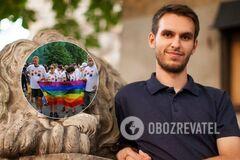 Заступник мера Сум оскандалився через концтабори для ЛГБТ: у справу втрутилася прокуратура