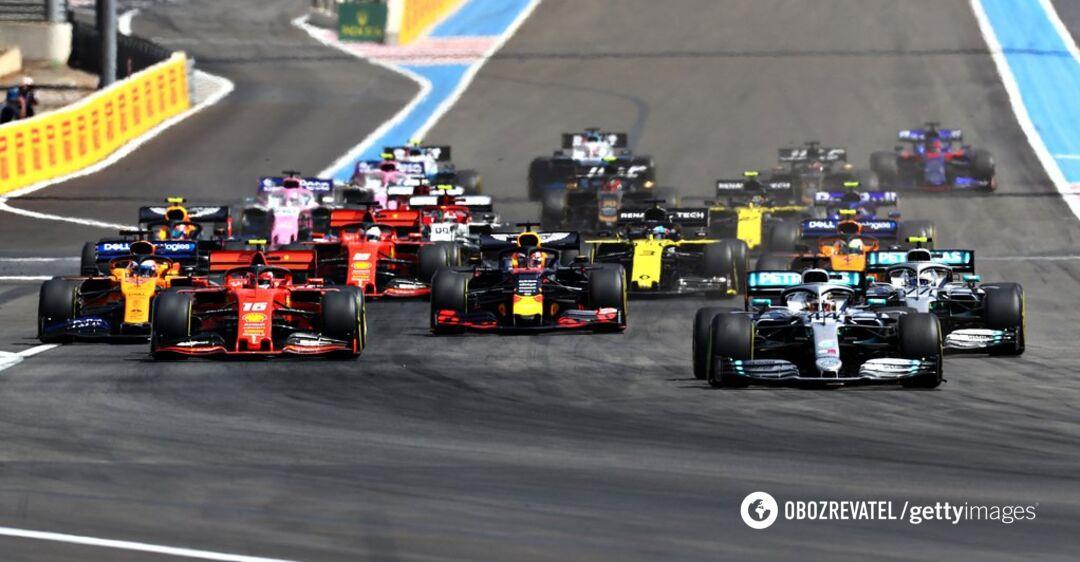 Состоялся 1000-й Гран-при Формулы-1