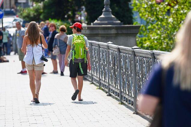 Туристи у Грузії