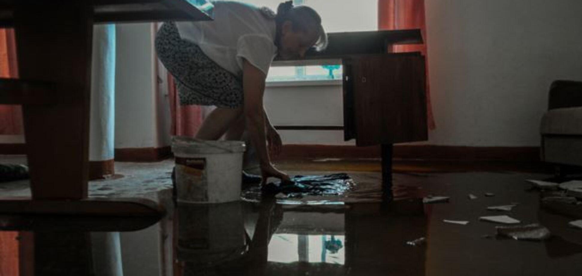 Алтарь залило, с потолка течет: в Симферополе случилось ЧП в соборе ПЦУ