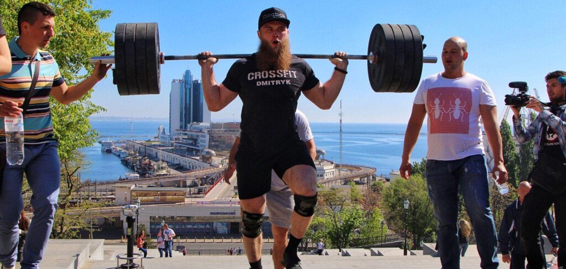 Артем Дмитрук и Алексей Леонов установят рекорд Украины