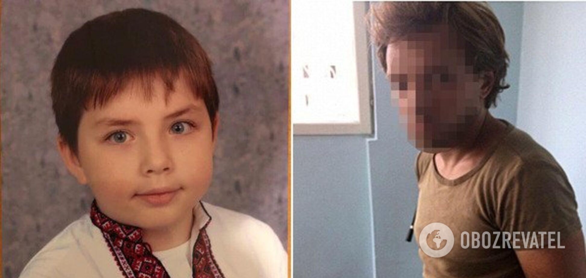 Бил молотком и ножом: задержан подозреваемый в расправе над 9-летним мальчиком в Киеве