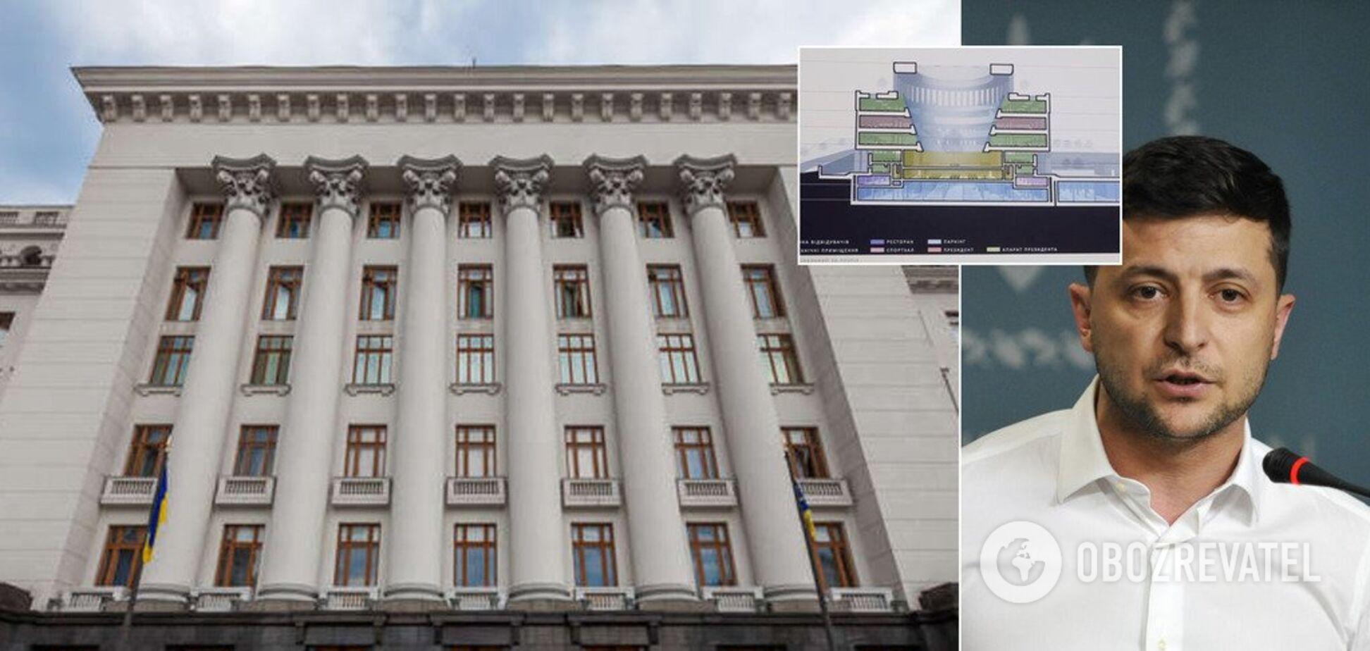 ''Транспортный коллапс'': чем аукнется переезд Зеленского в Украинский дом