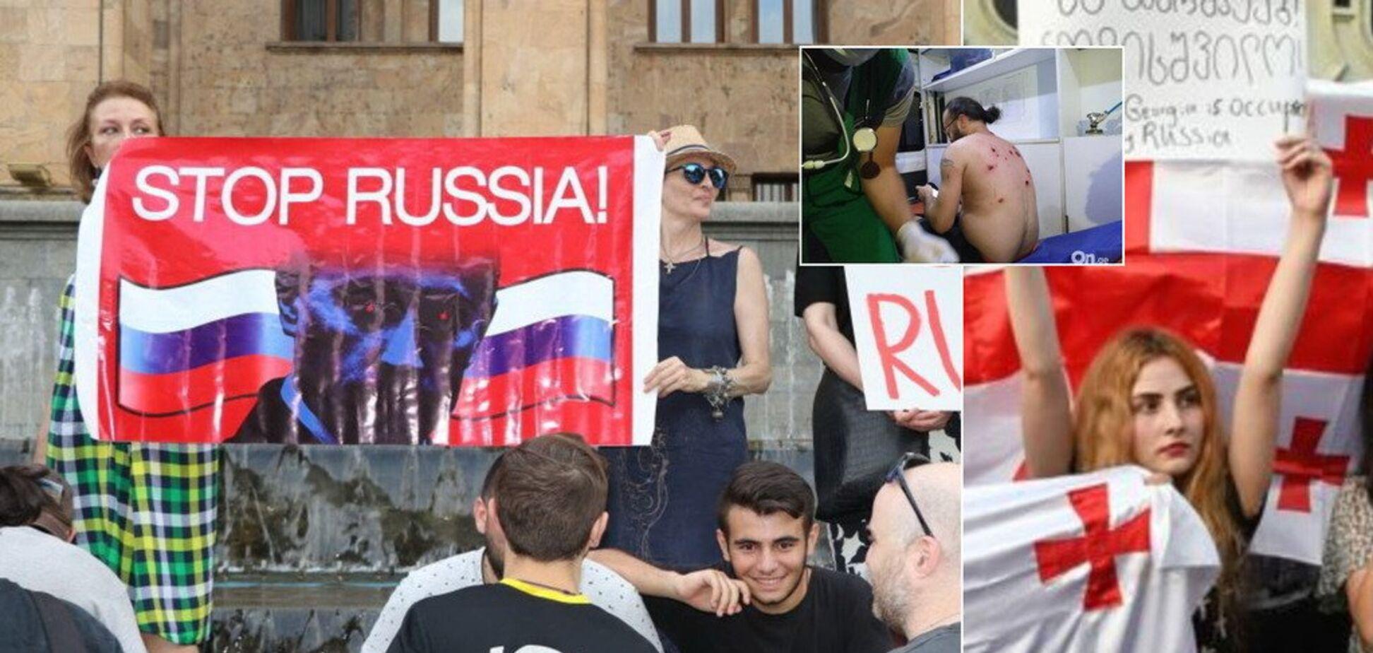 ''Россия – наш враг!'' Как Грузия дала отпор Кремлю и чем закончится 'майдан'