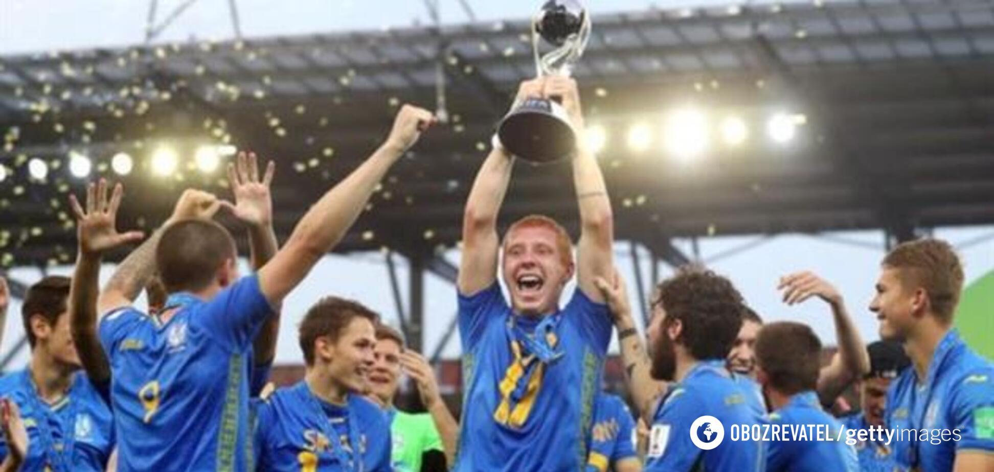 'Бьемся за нацию, а получаем...' Лидер сборной Украины U-20 признался в разочаровании после победы на ЧМ