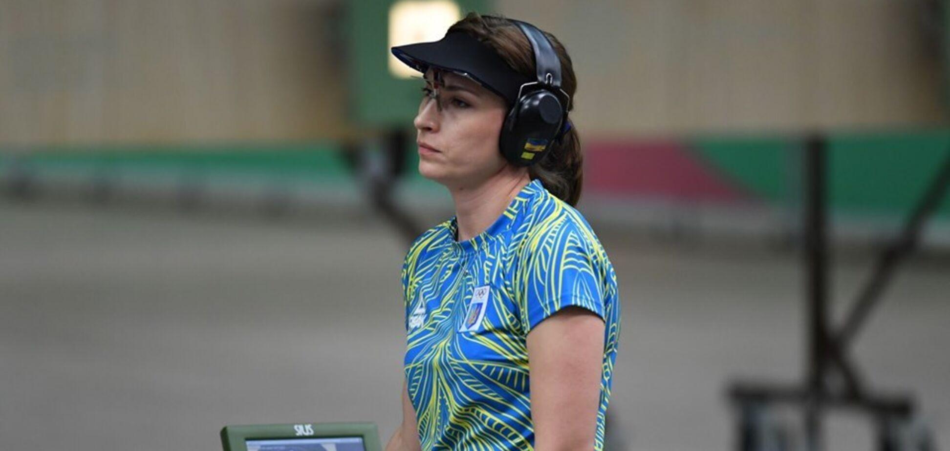 Українські стрілки встановили рекорд Європейських ігор