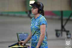 Украинские стрелки установили рекорд Европейских игр