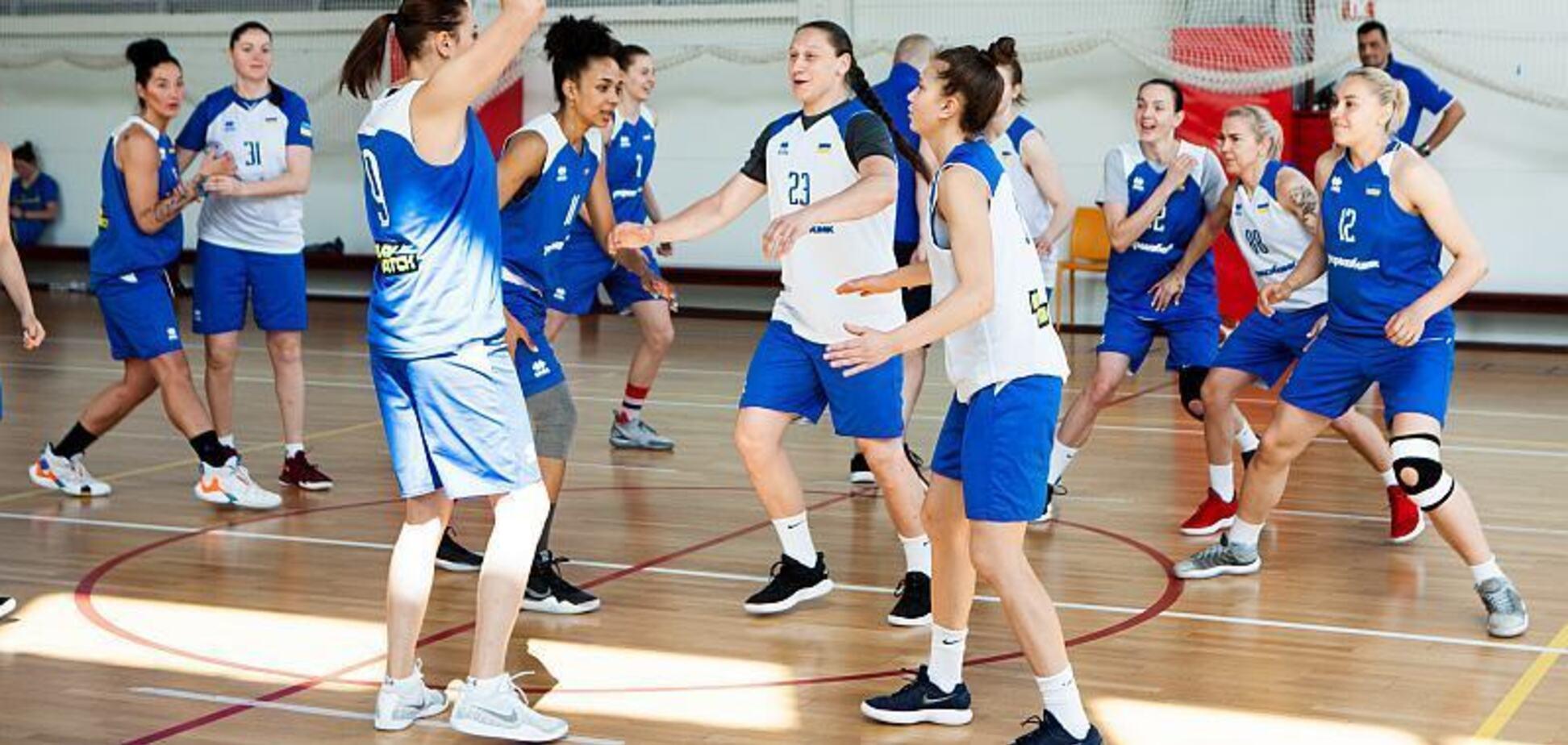 Букмекеры оценили шансы украинок на победу в Евробаскете-2019