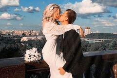 Розкішне весілля Гросу у Венеції: з'явилися нові фото зірок на святі