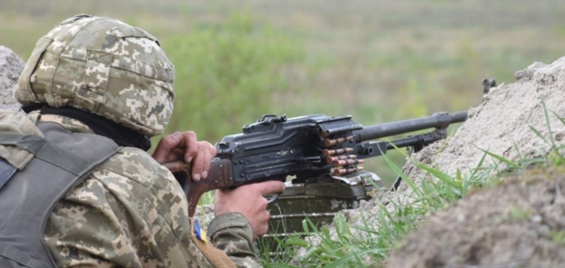 'Стало чище!' На Донбассе разгромили огневые точки террористов. Видео
