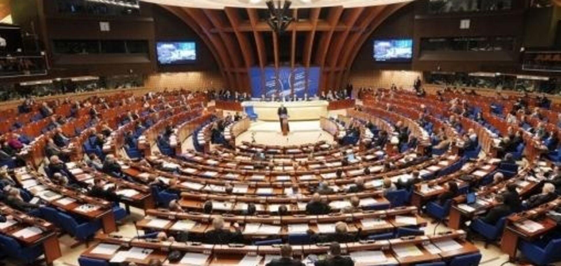 Україна може піти з ПАРЄ: у Раді зробили гучну заяву