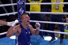 Знаменитий український боксер забив зрадника з Криму на Європейських іграх