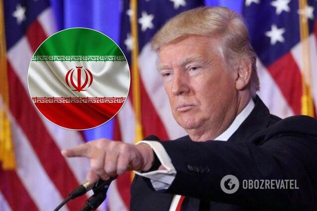 Ілюстрація. Конфлікт США та Ірану