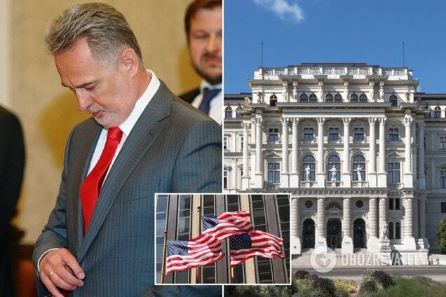 Верховный суд Австрии принял решение по Фирташу
