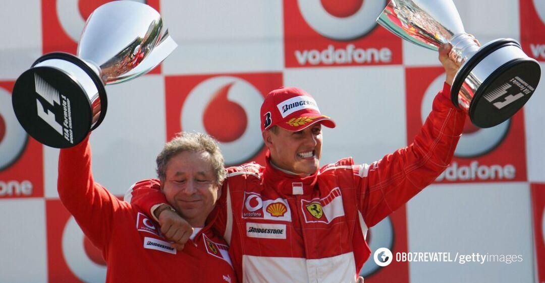 Президент FIA рассказал о состоянии Михаэля Шумахера