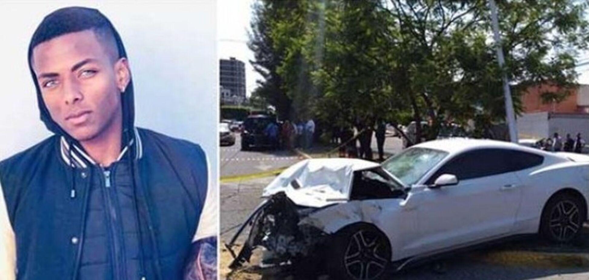 Як Реєс: ще один футболіст 'Севільї' влаштував смертельну ДТП — момент потрапив на відео