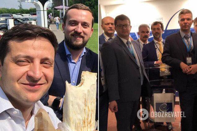 Страсбург-2019 = Мюнхен-1938 - активісти в Києві пікетували посольства країн, делегації яких повернули РФ в ПАРЄ - Цензор.НЕТ 2040