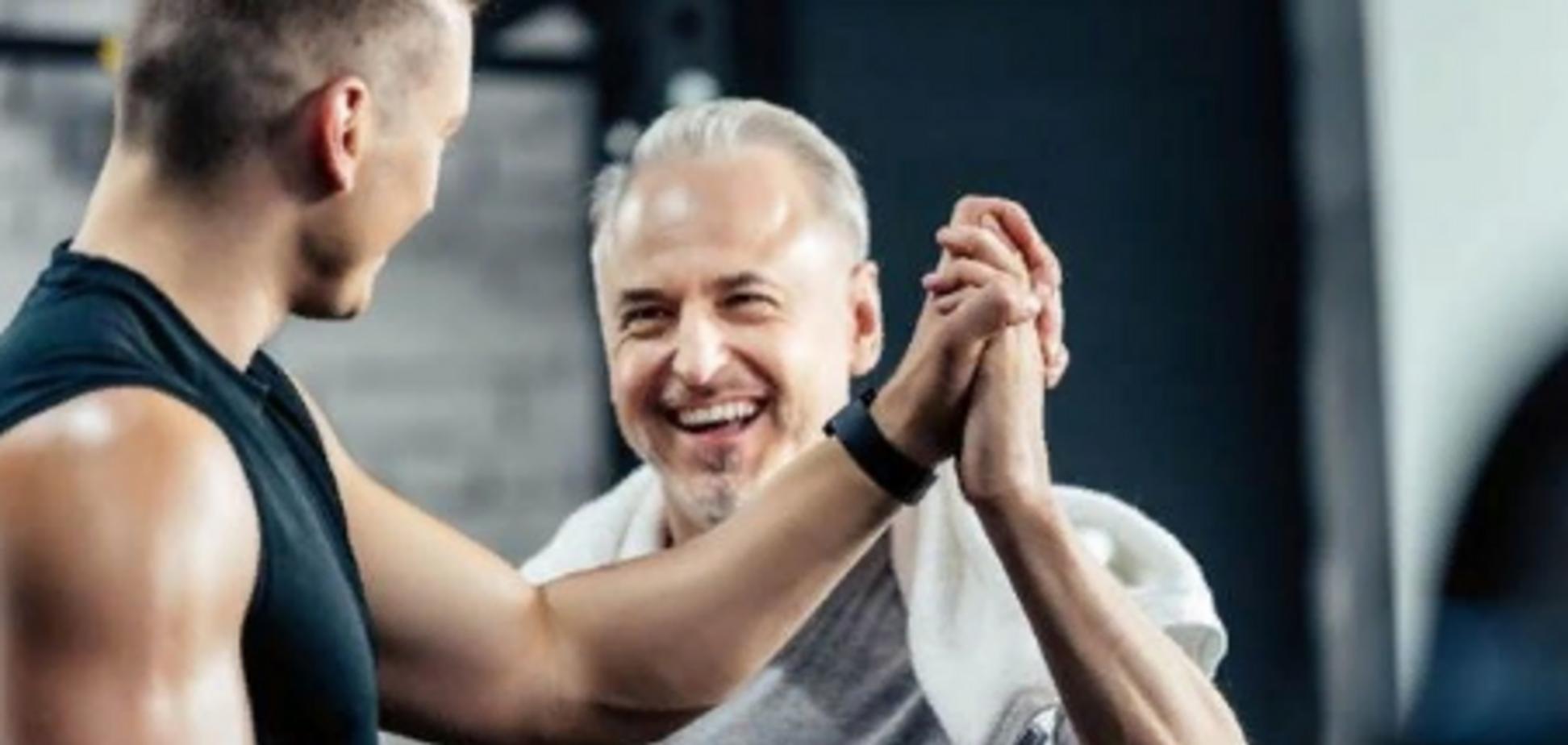 Возрастная деградация мышц начинается в 27 лет