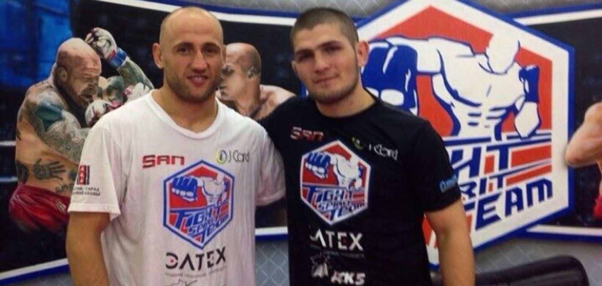 'Не должно быть ненависти': украинский боец MMA призвал дружить с россиянами