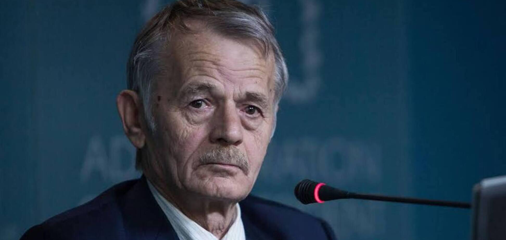 Не вірте соцопитуванням: Джемілєв назвав ознаку повернення Криму