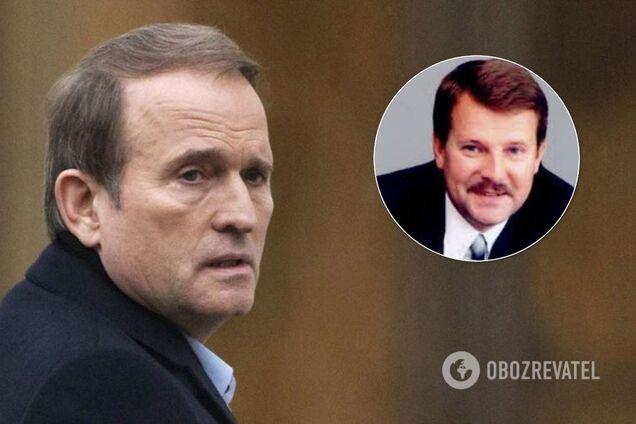 Віктор і Сергій Медведчуки