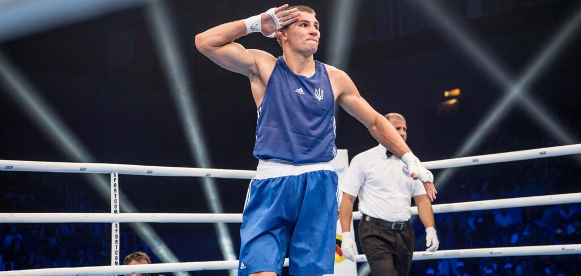Победа украинского боксера на Европейских играх вызвала истерику в России