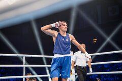 Перемога українського боксера на Європейських іграх викликала істерику в Росії