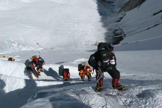 Сходження на Еверест