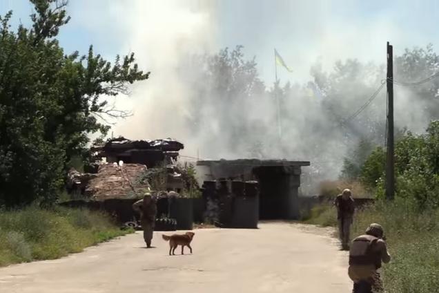 Отвод сил у Станицы Луганской