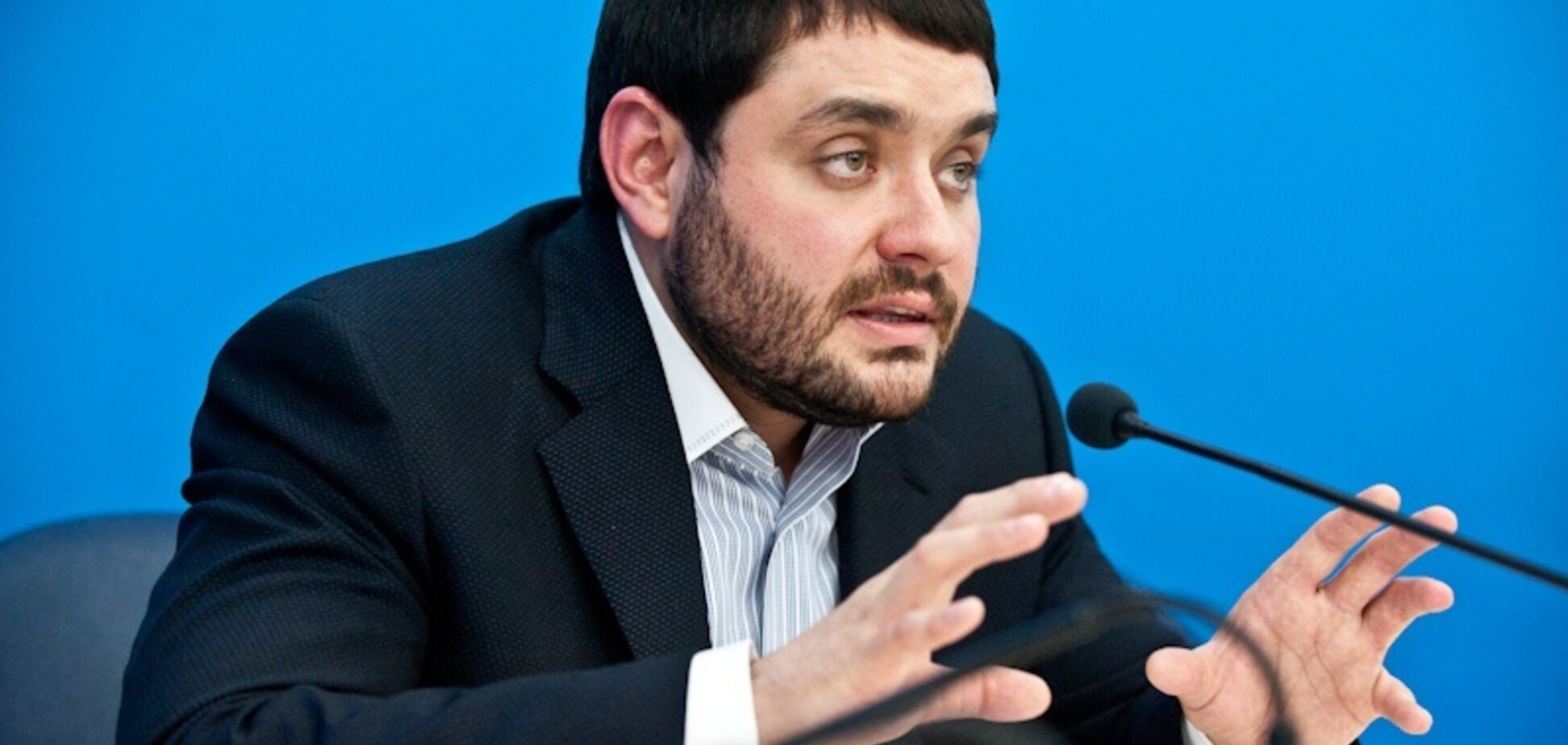 Руслан Щербань баллотируется в депутаты Верховной рады