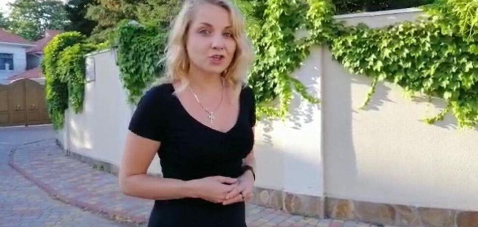 В Одесі напали на відому журналістку: подробиці і фото