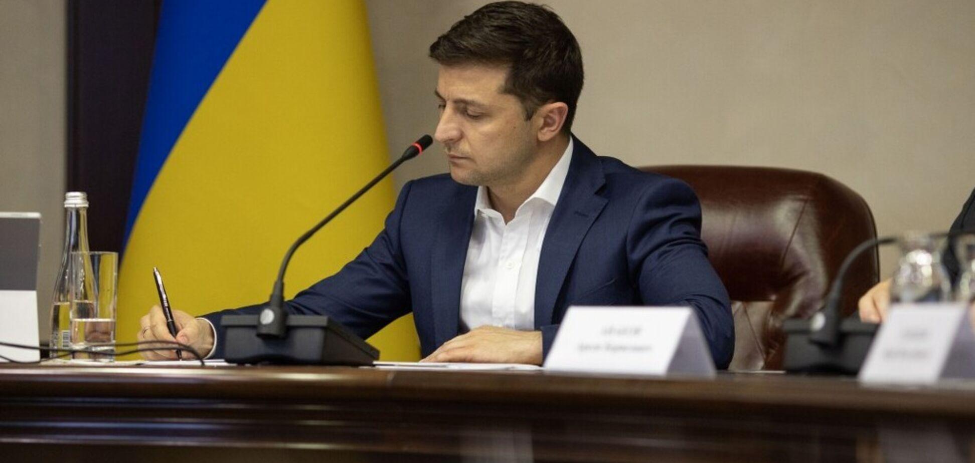'Повинні бути покарані': Зеленський доручив розібратися з корупцією в оборонці