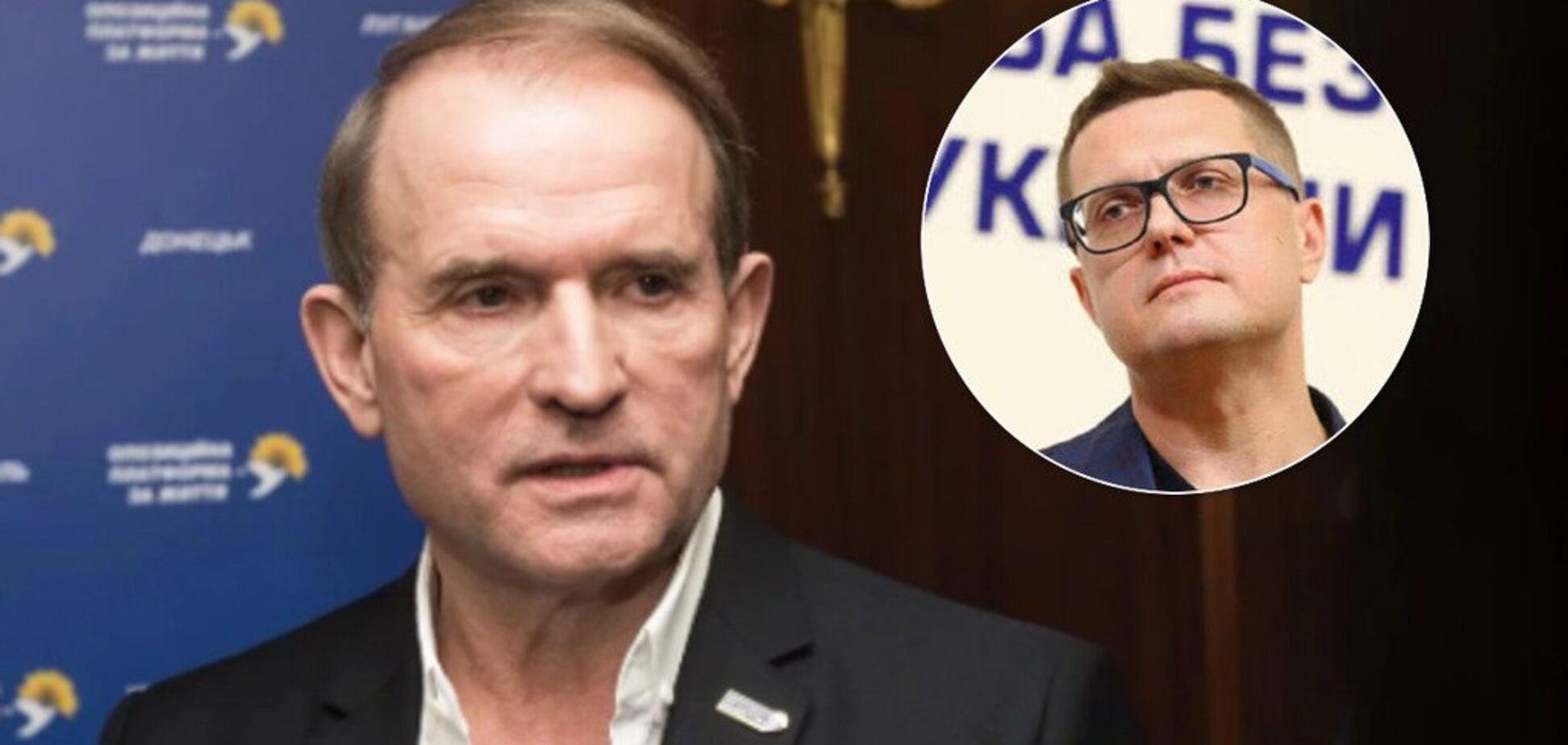 Медведчук 'выпросил' у 'Л/ДНР' пленных украинцев: появилась реакция СБУ