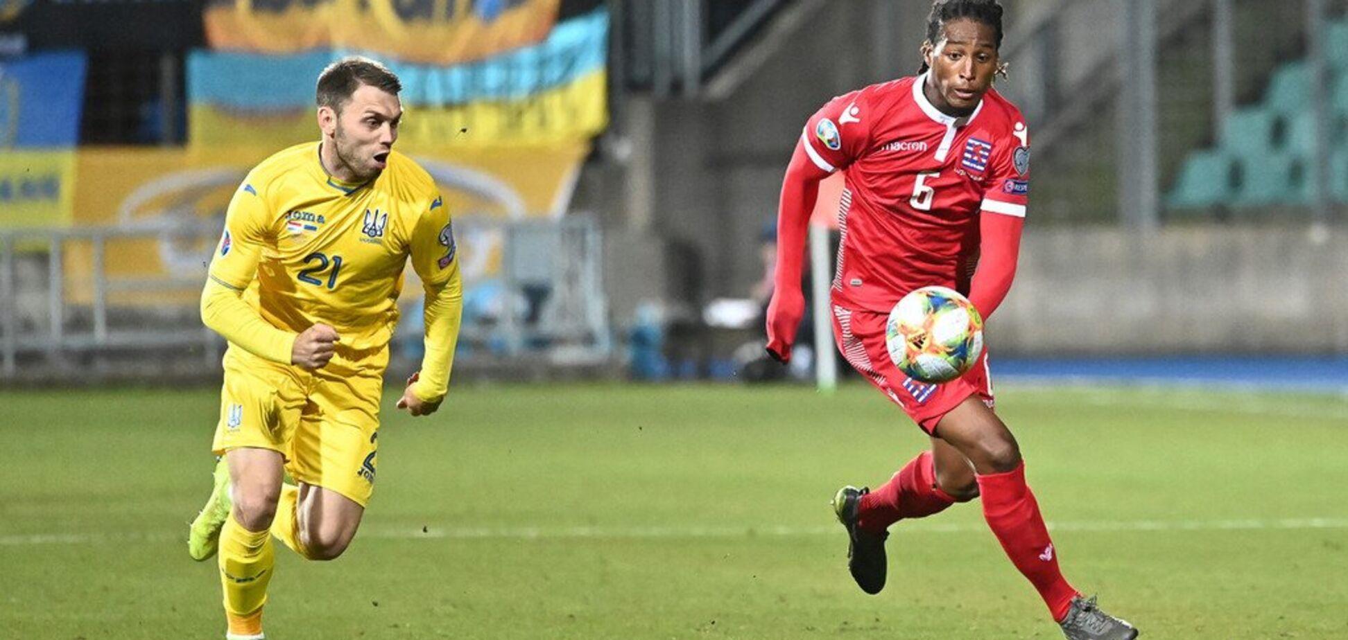 Александр Караваев (слева). Источник: Федерация футбола Люксембурга