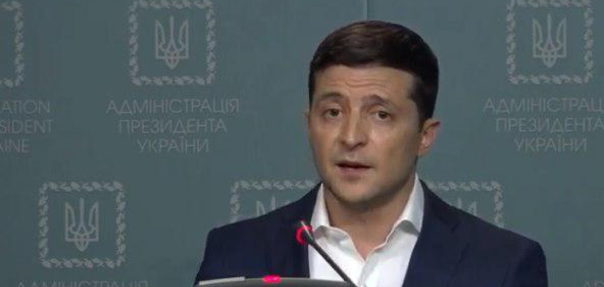 'Узнал из интернета!' Зеленский жестко 'наехал' на украинский МИД и получил ответ