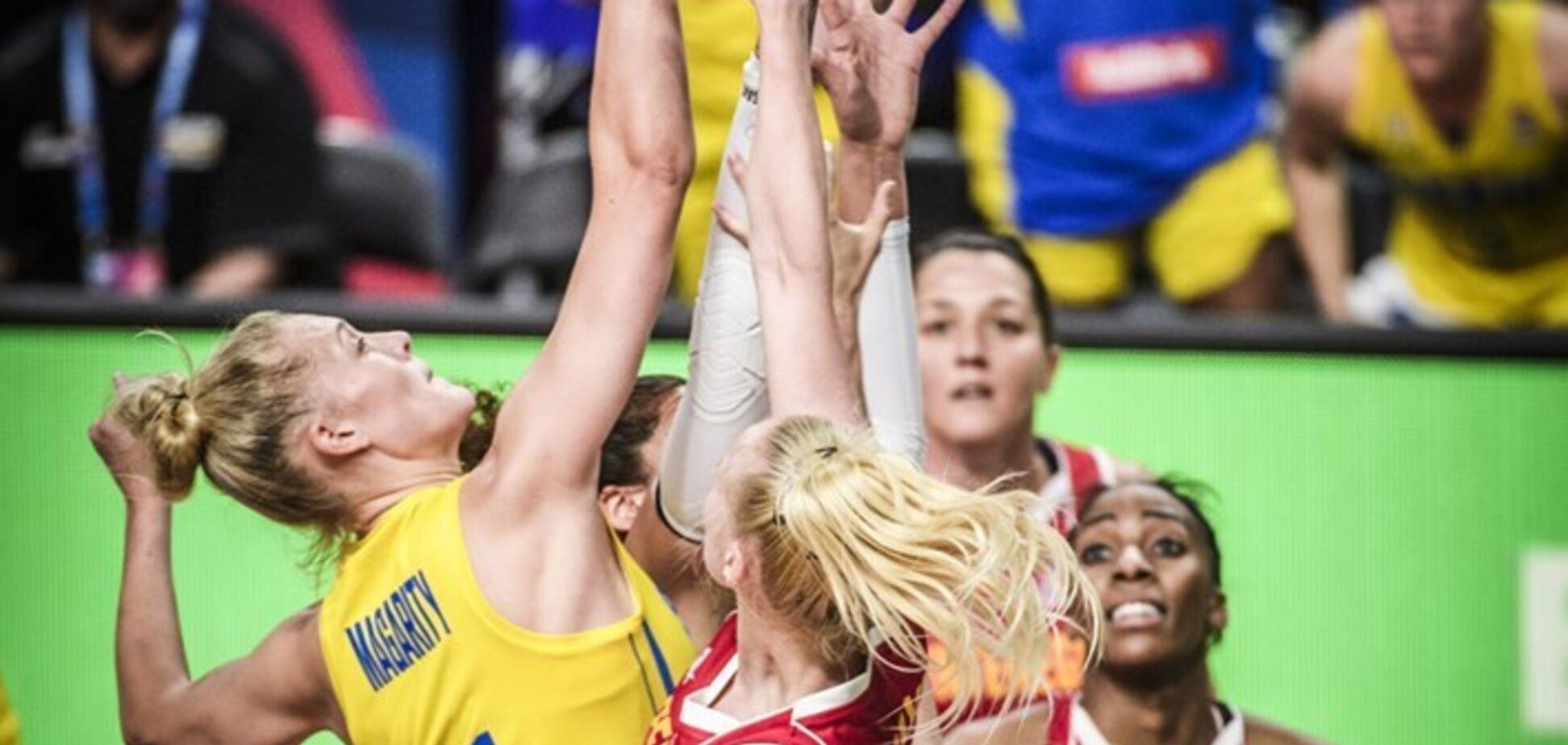 Женский Евробаскет-2019 стартовал с победы 'желто-синих'