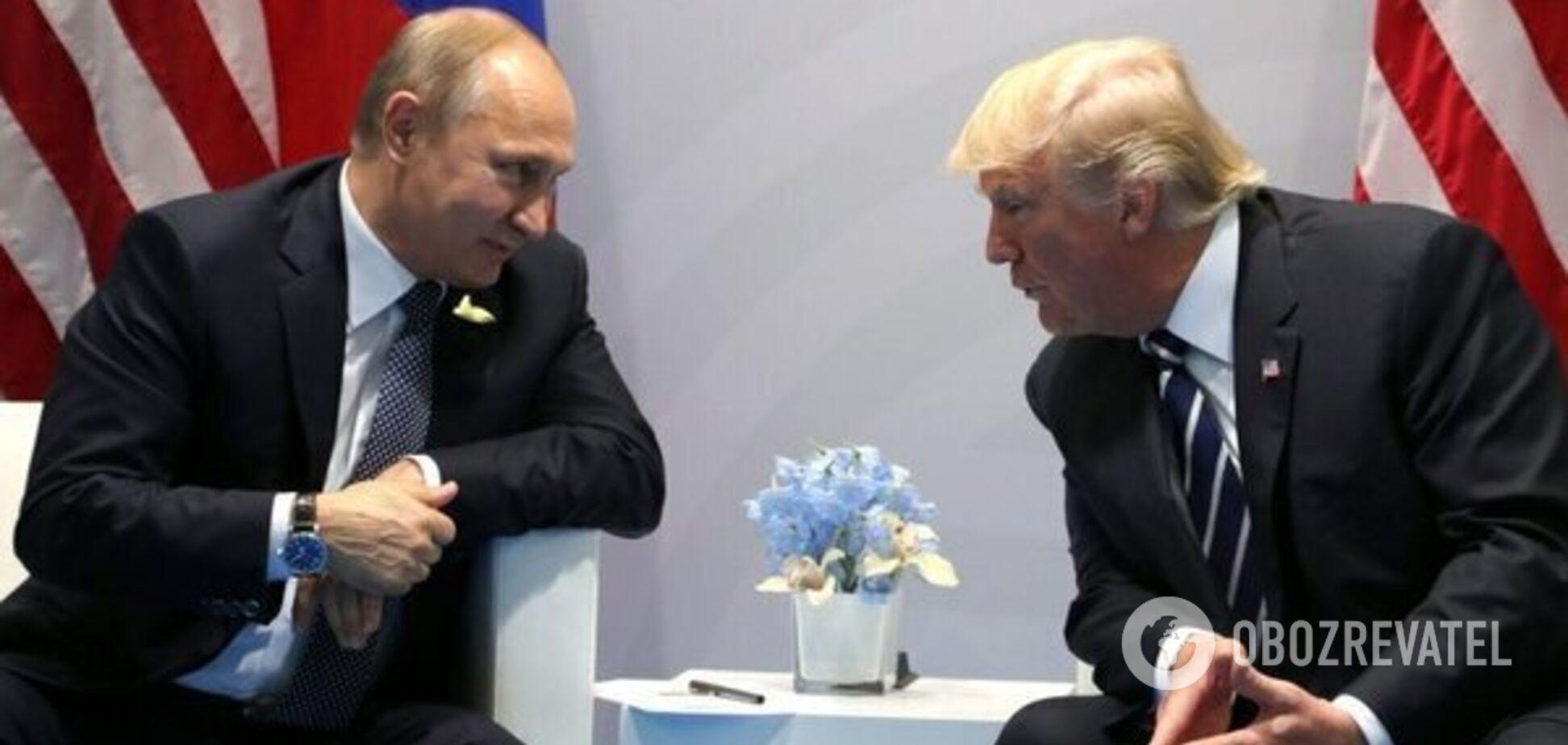 Трамп потребовал от Путина разъяснений по Украине: подробности
