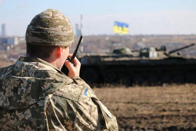 ВСУ на Донбасі, ілюстрація