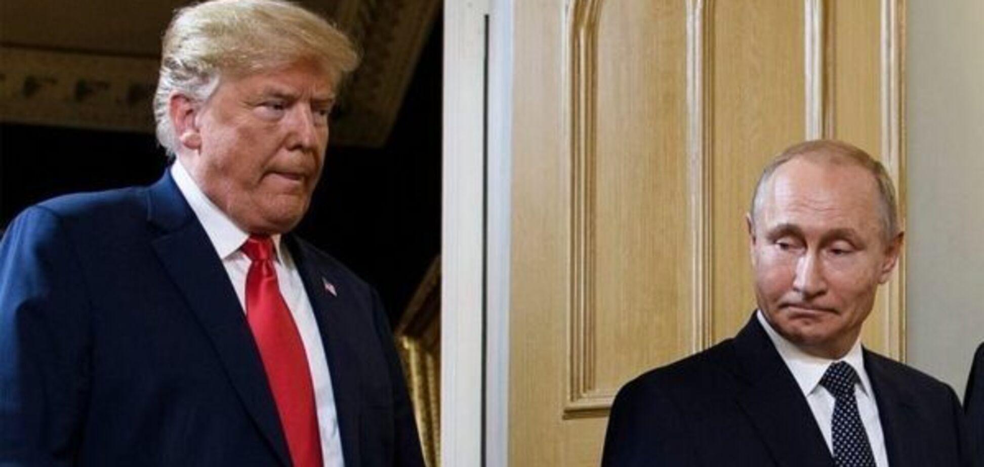 'Обнимашки': встреча Путина и Трампа рассмешила сеть