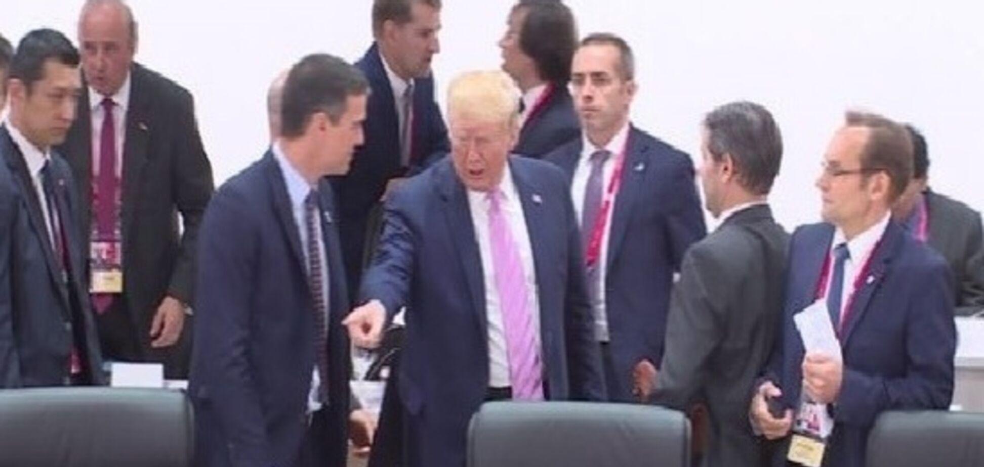 Трамп принизив прем'єра Іспанії
