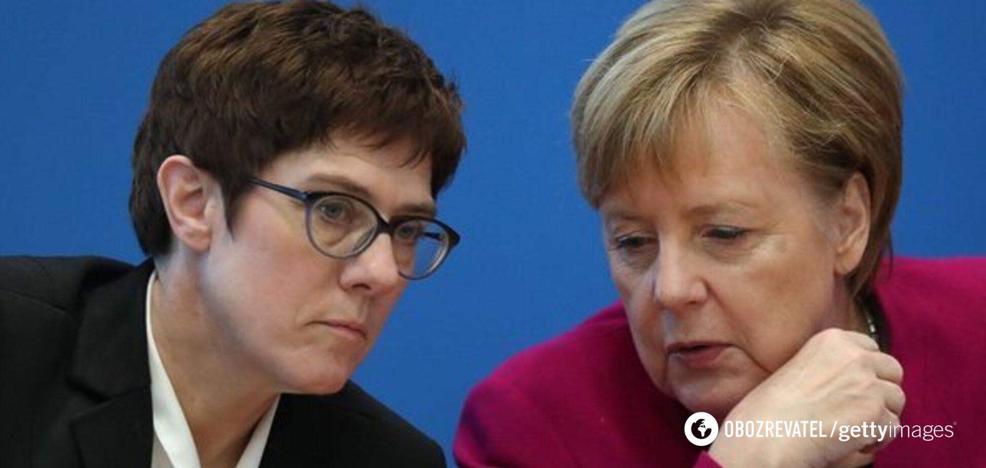 Преемница Меркель неожиданно поменяла позицию по России: что сказала