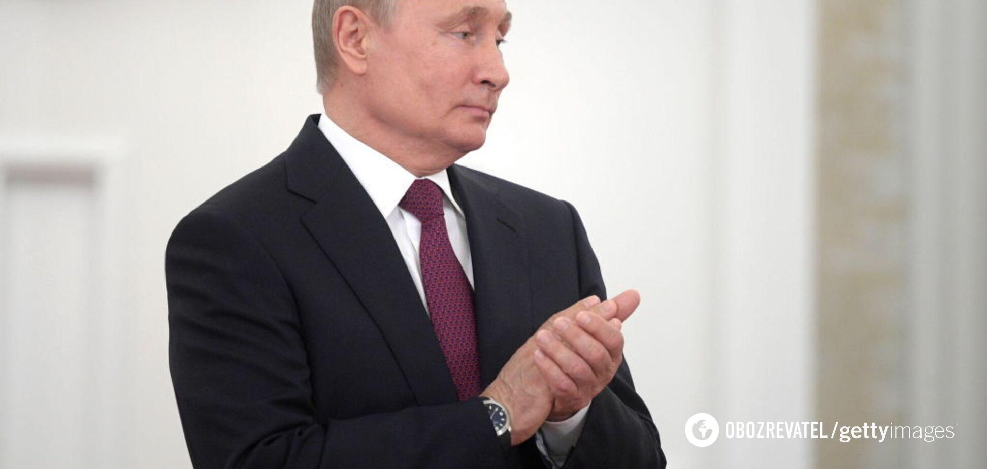 Интервью Путина: святее Папы Римского