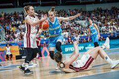 Українки програли Латвії на Євробаскеті-2019