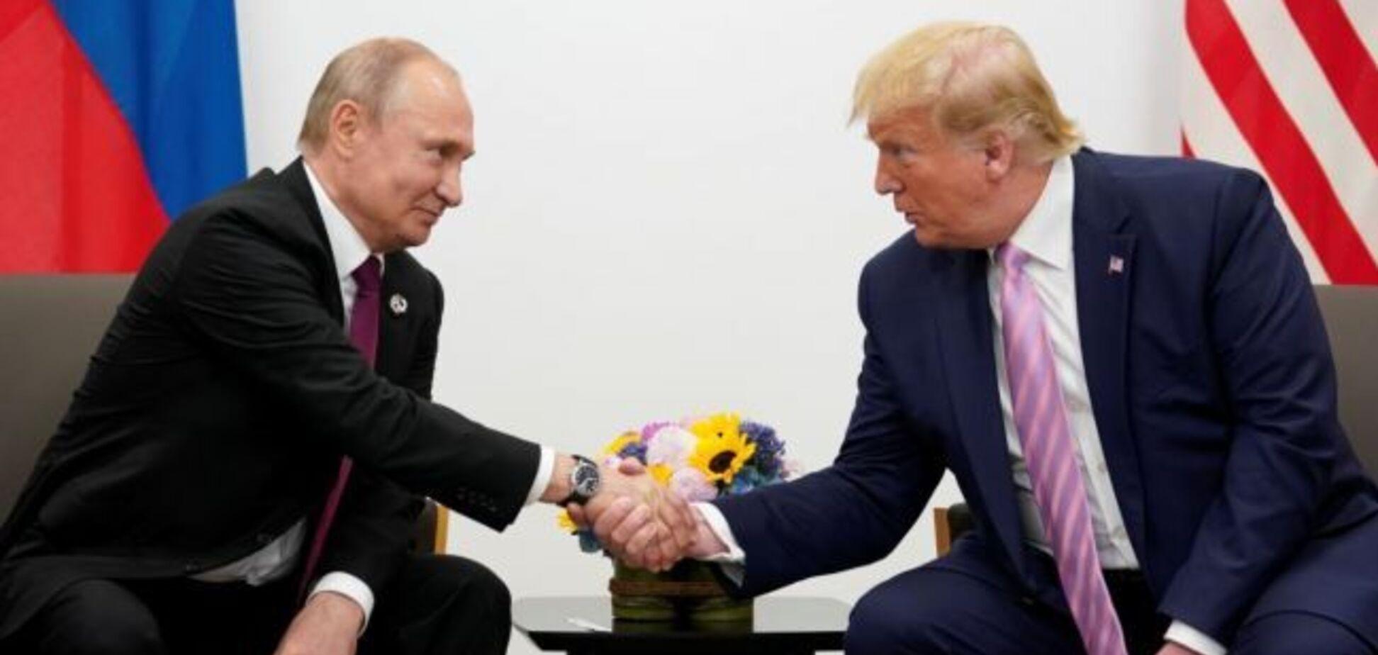 О чем говорили Путин и Трамп: в России рассказали свою версию