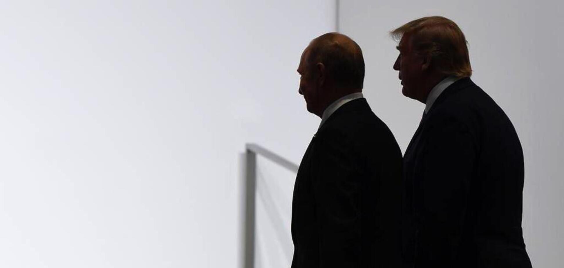 'Просил дважды': стало известно о публичной просьбе Трампа к Путину