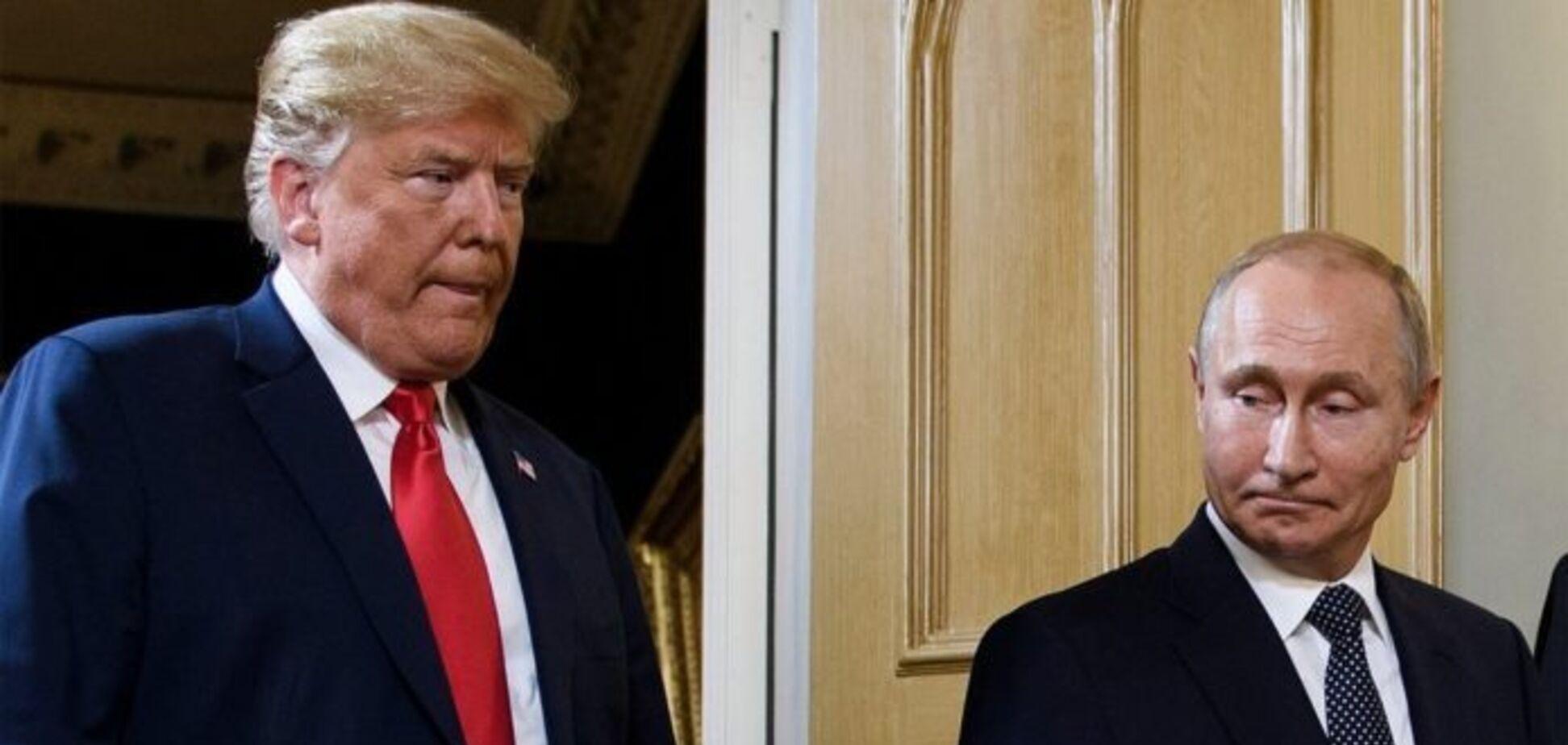 Путин и Трамп встретились на G20