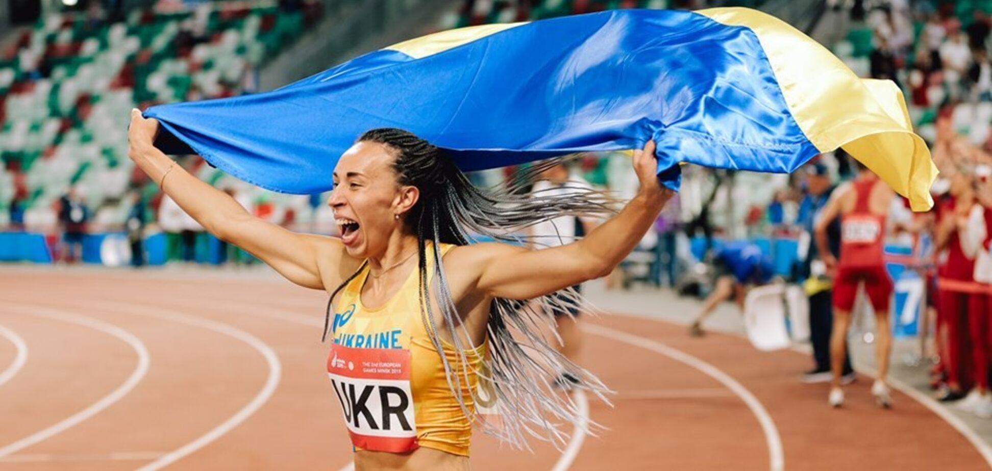 Украина завоевала еще два 'золота' Европейских игр, выиграв уникальную гонку
