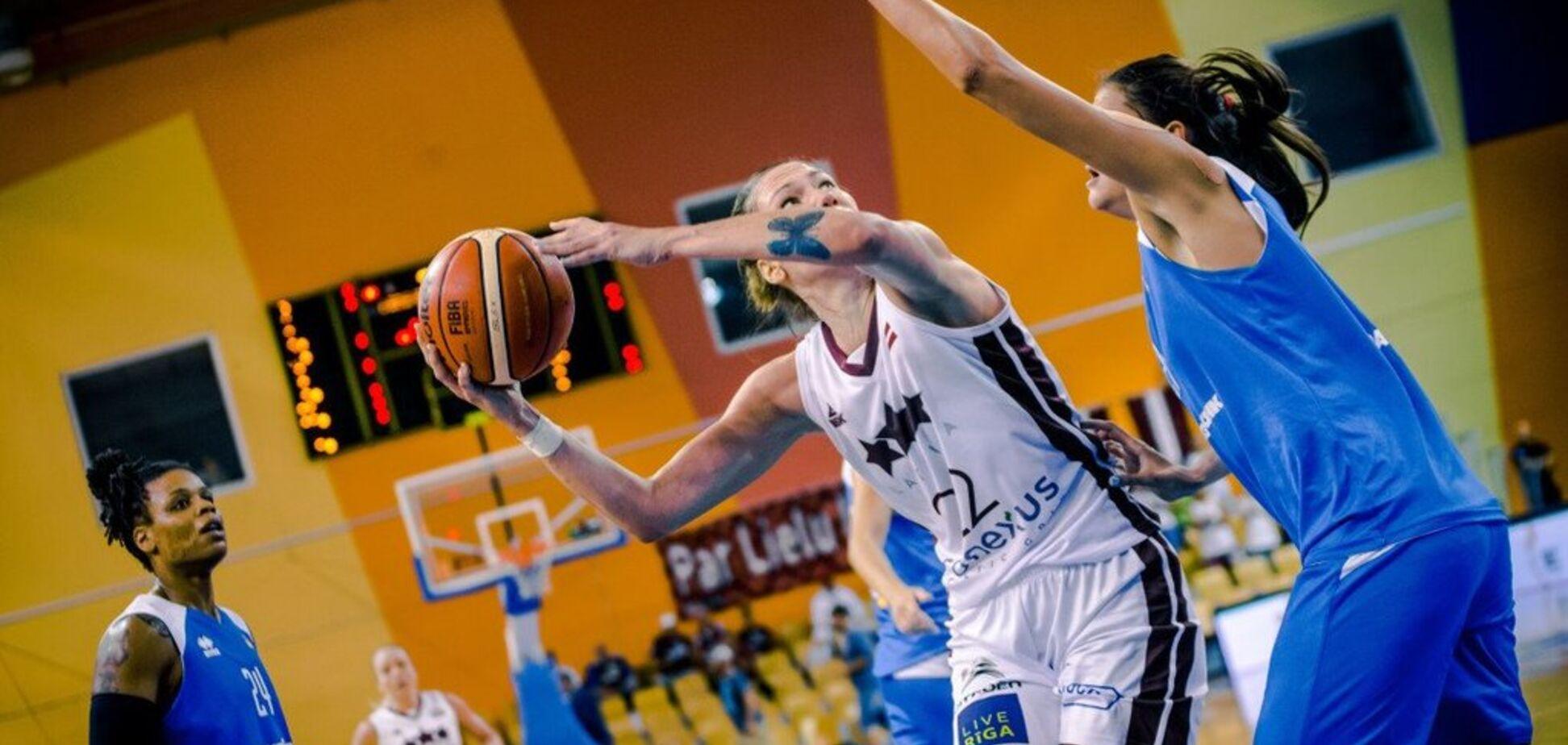 Латвія – Україна: прогноз на матч жіночого Євробаскету-2019
