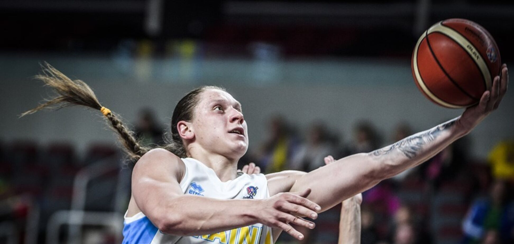 Українка встановила вражаючий рекорд на Євробаскеті-2019