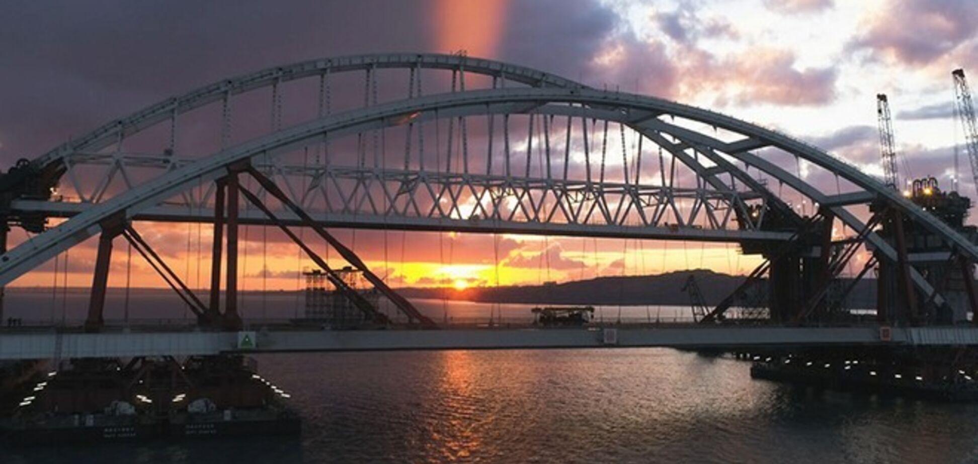 'Одна зламалася - і мосту нема': будівельник Кримського мосту визнав кричущу вразливість